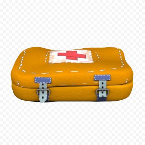 Gaming Yellow Old First Aid Kit Medical Handbag