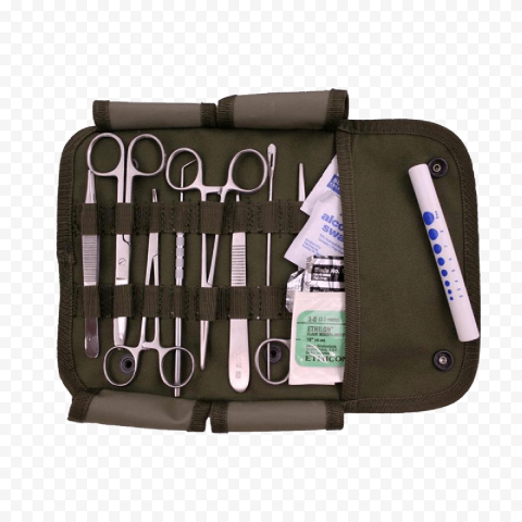 First Aid Kit Medical Supplies Surgery Surgical