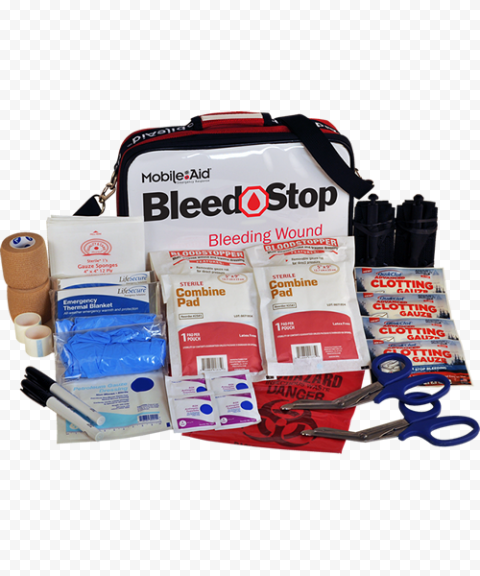 Mobile Small First Aid Kit With Medicine Supplies