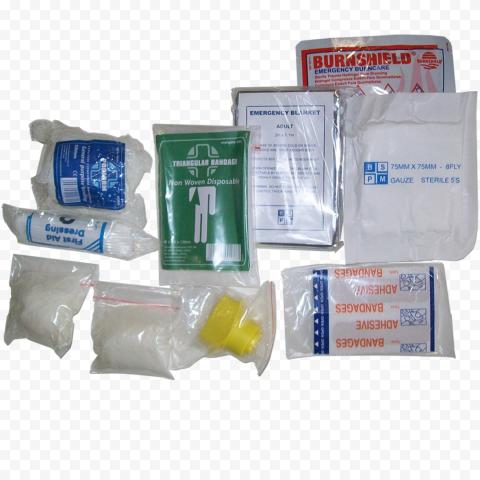 Emergency Medicine Supplies First Aid Items
