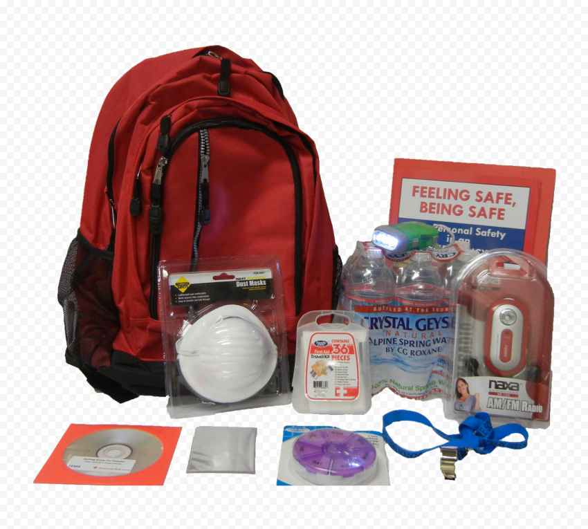 Survival Kit First Aid Emergency Adventure Safety