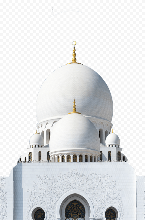 Islamic Sheikh Zayed Mosque Dome