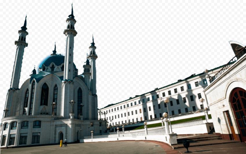 Blue Russia Kul Sharif Mosque Masjid Islam