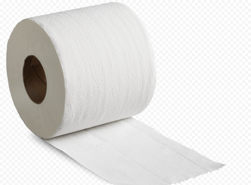 Tissue Wc Toilet Kitchen Paper Roll Object