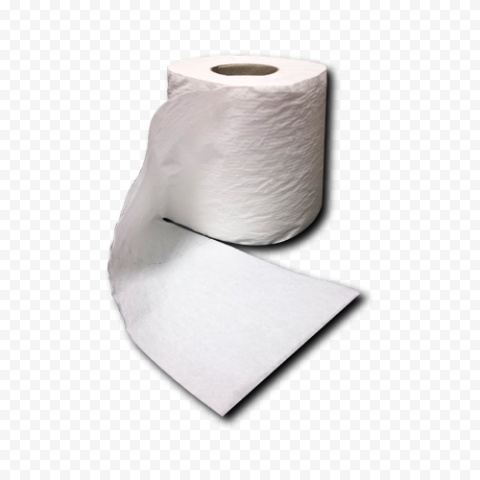 Toilet Wc Bathroom Napkin Paper Roll Object