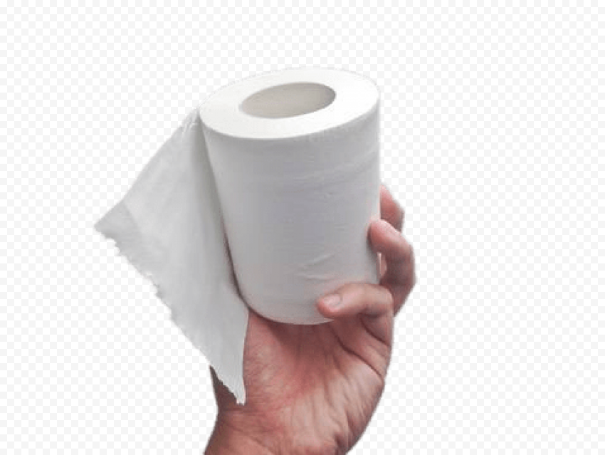 Hand Hold Paper Roll Toilet Wc Bathroom Hygiene