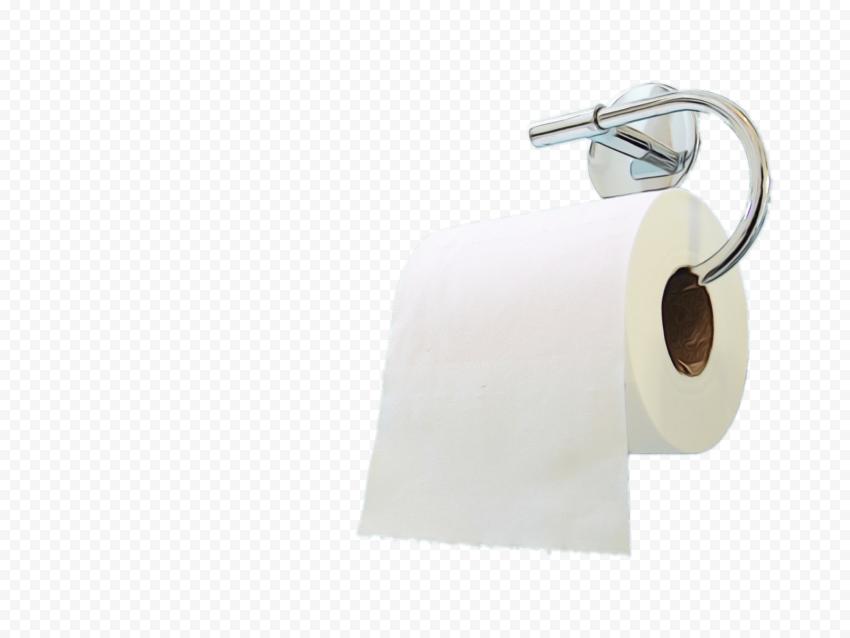Hanging Paper Roll Toilet Bathroom Holder Hygiene
