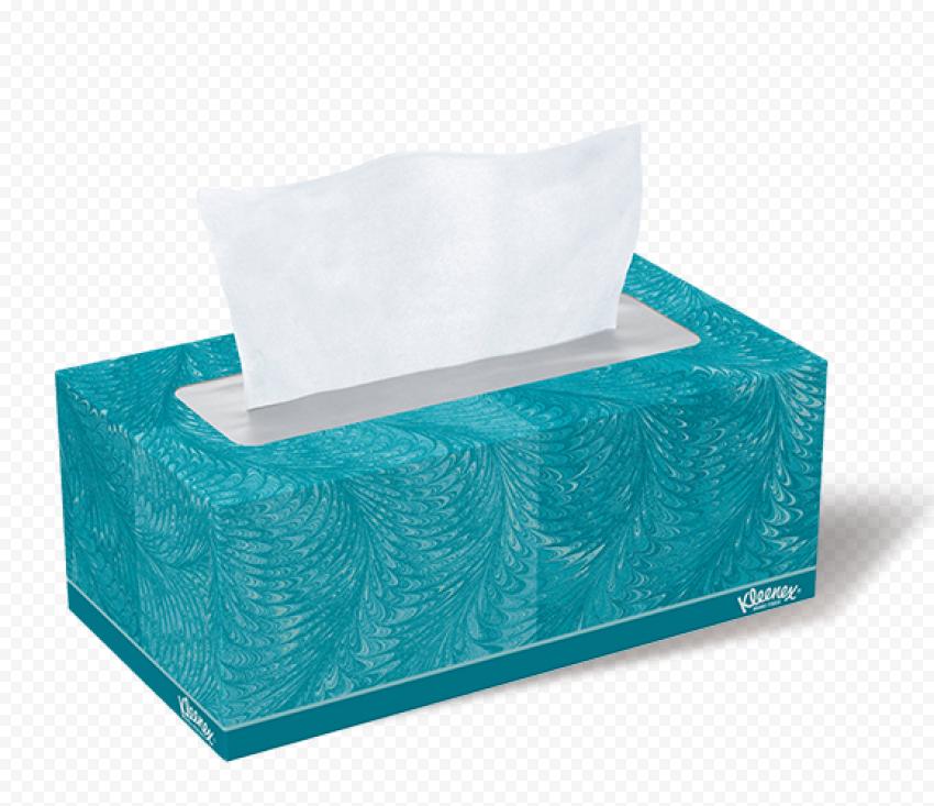 Handkerchief Facial Tissues Hygiene Paper Box