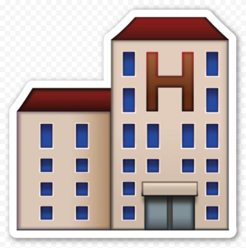 Stickers Of Health Care Center Clinic Icon