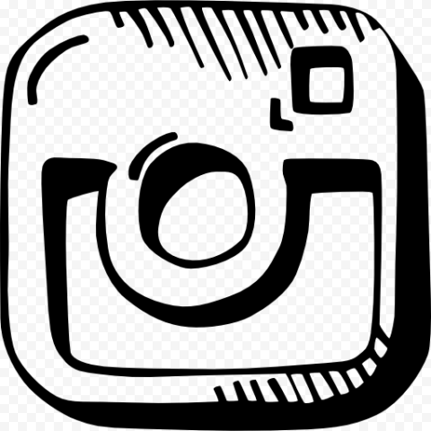 Drawing Black Instagram Logo Computer Icon