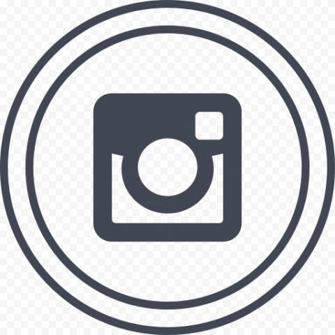 Instagram Social Media Computer Icon Round