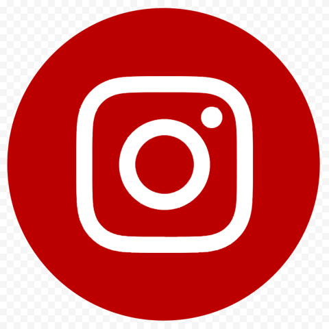 Red Circle Instagram Logo Symbol Icon | Citypng