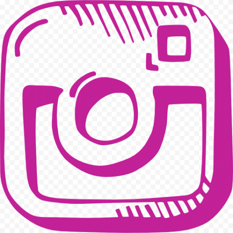 Drawing Purple Instagram Logo Computer Icon