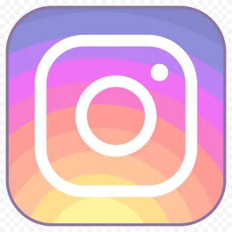 Graphic Computer Instagram Logo Icon
