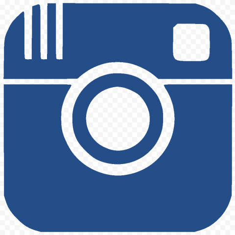 Blue Square Instagram Old Logo Icon
