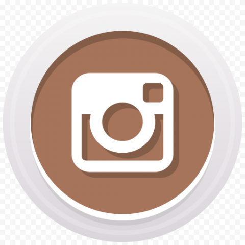 Graphic Round Icon Old Instagram Logo Illustration