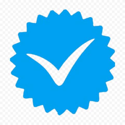Instagram Verified Account Logo Symbol Icon