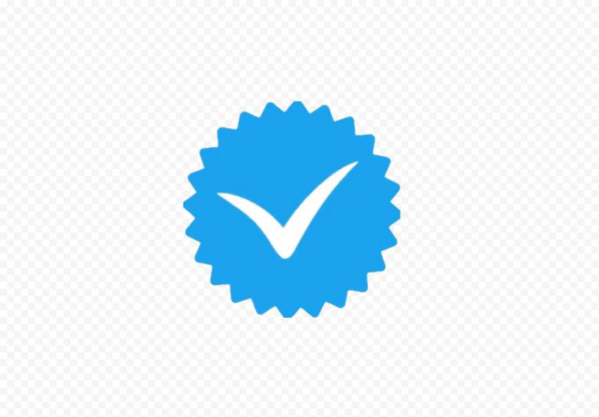 Blue Badge Of Account Instagram Verified Icon