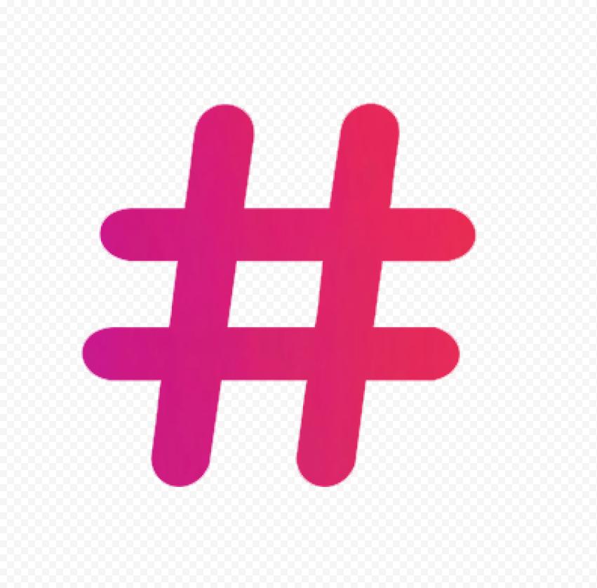 Instagram Social Hashtag Icon