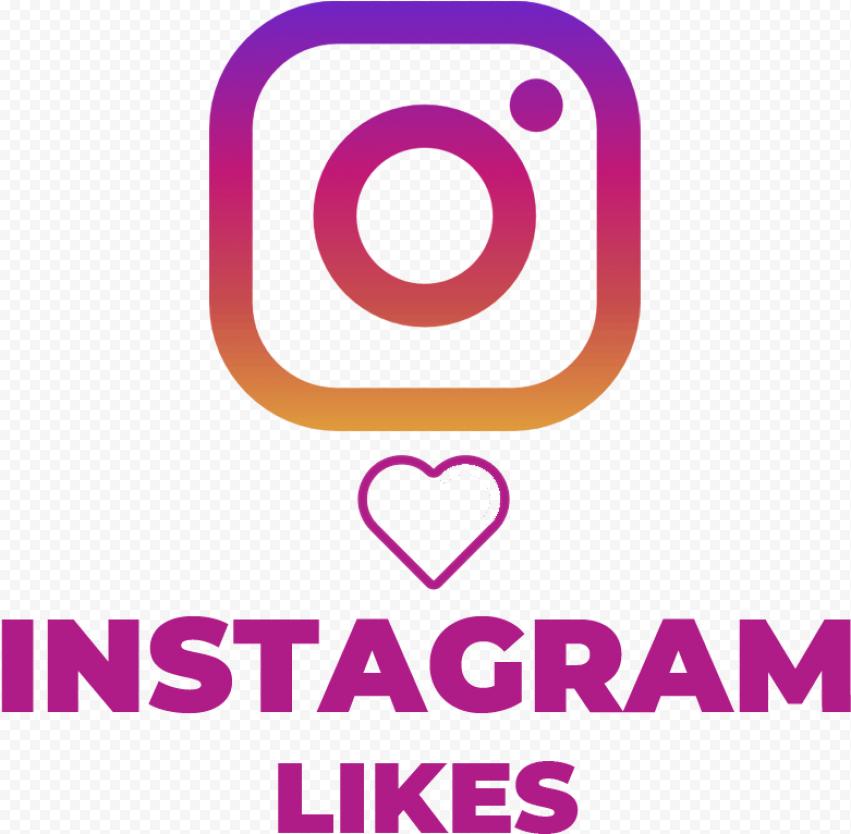 Instagram Likes Logo Symbol