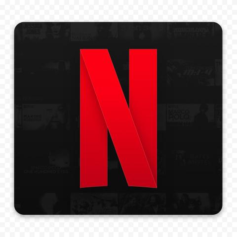 Square Netflix Logo