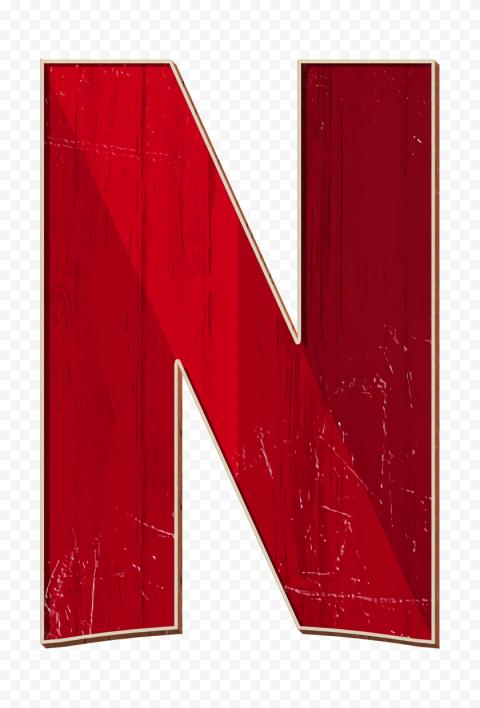 Netflix N Sign Symbol Logo