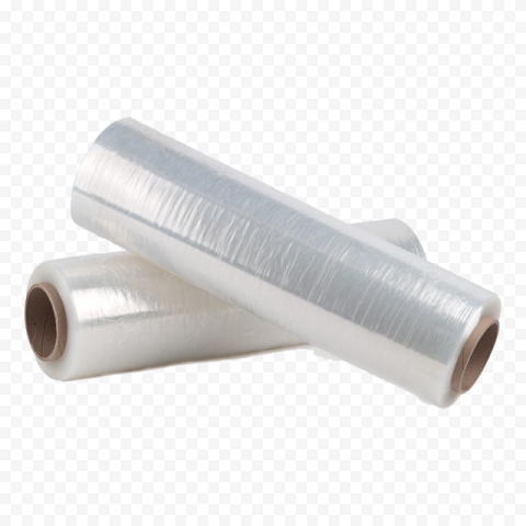 Two Shrink Wrap Cling Film Roll