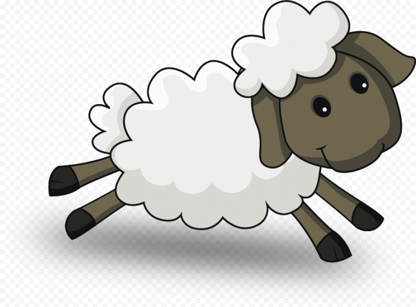 Sheep Animal Cartoon Drawing