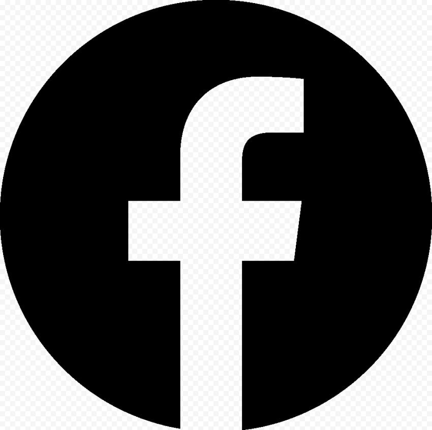 Round Black Facebook Fb Logo Icon Sign Citypng Find images of facebook logo. round black facebook fb logo icon sign