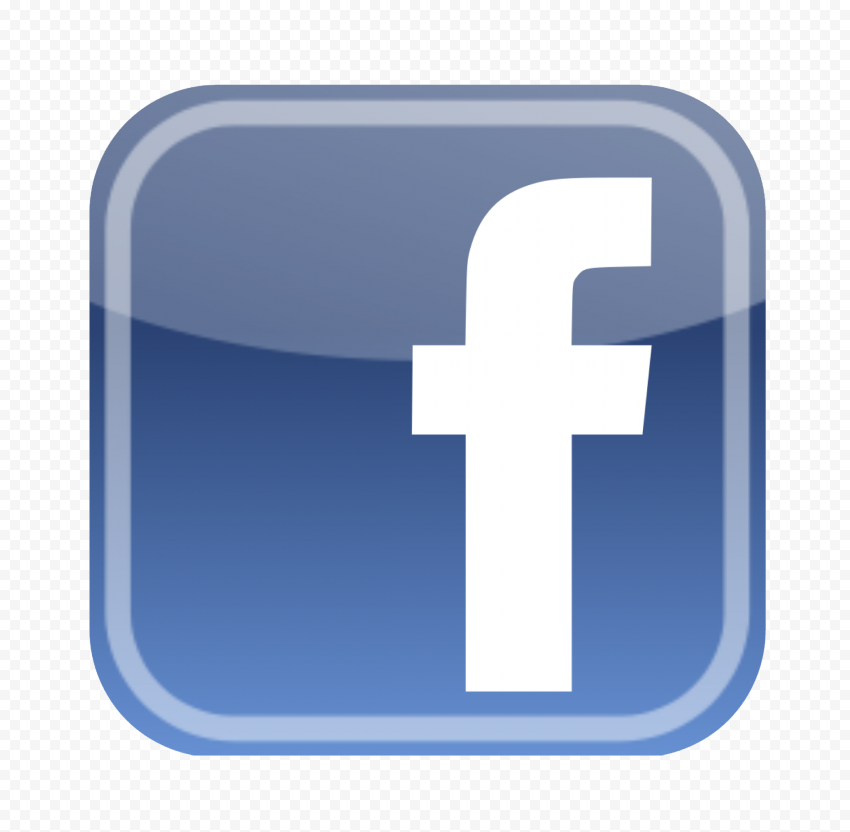 Old Facebook Blue And White Square Logo