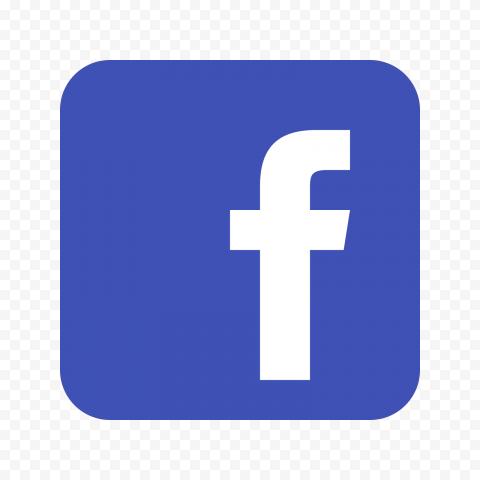 Square Facebook Icon Logo