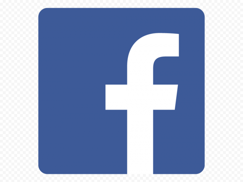 Hd Blue And White Square Facebook Fb Logo