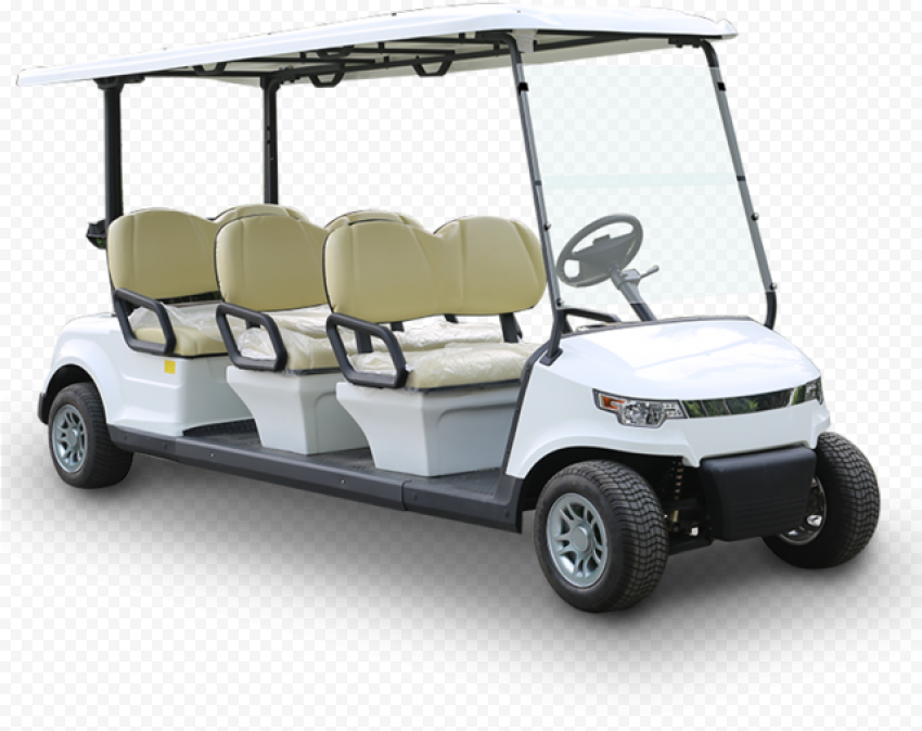 Golf Limo Buggy Cart Vehicle Six Seater