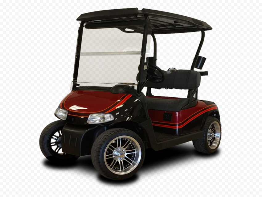Golf Buggy Cart Two Passengers