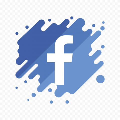 Modern Creative Facebook Icon Logo