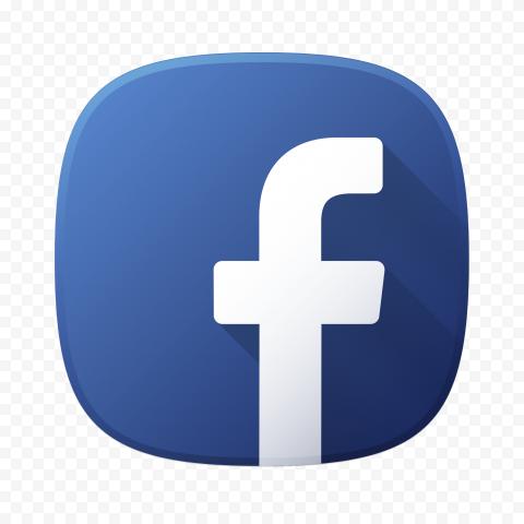 Facebook Square Logo Icon Border Radius