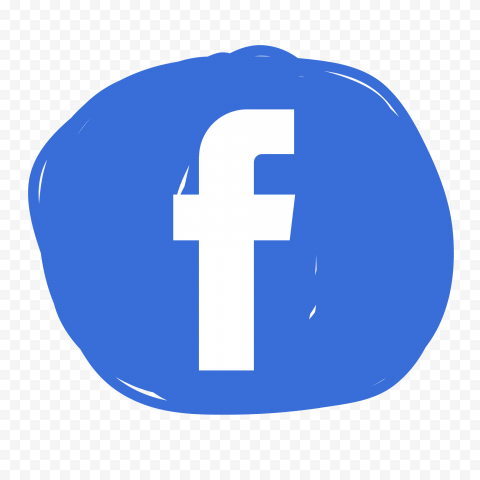 Vector Blue Facebook Icon Social Media