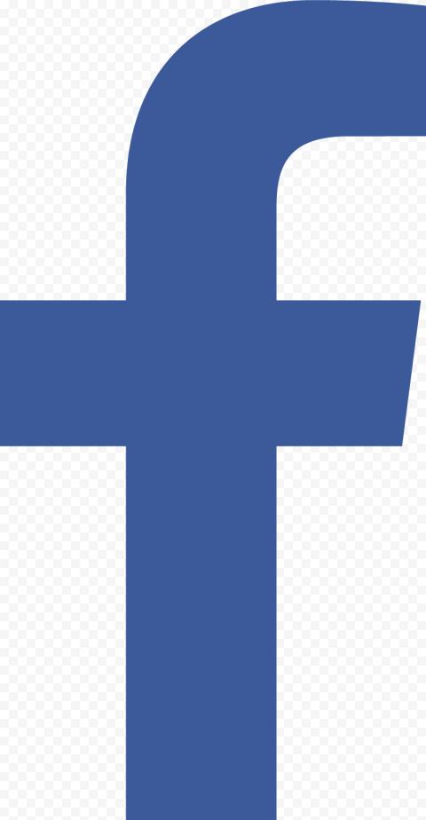 Facebook F Blue Letter Fb Symbol
