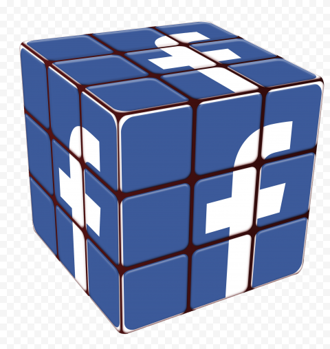 Facebook Fb Magic Cube Sudoku Icon Logo