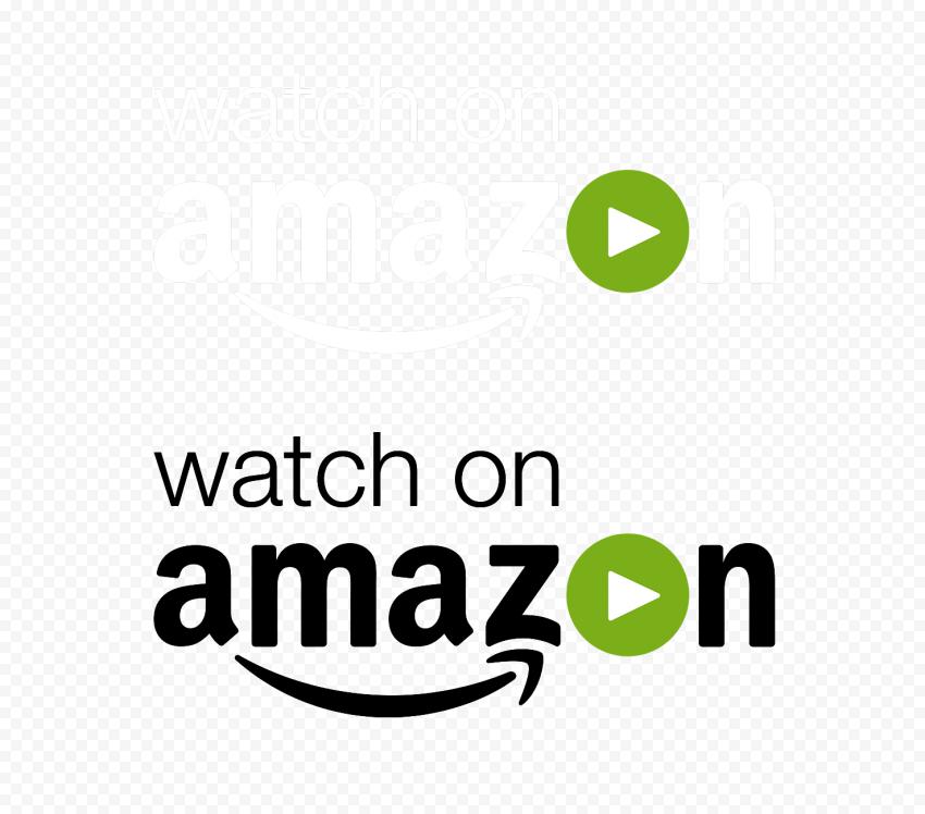Black & White Watch On Amazon Prime Logo