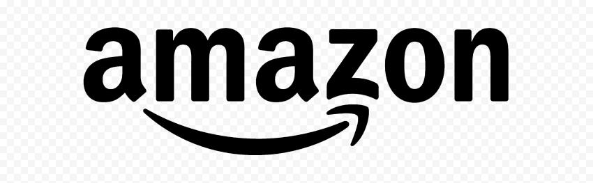 Black Official Amazon Logo