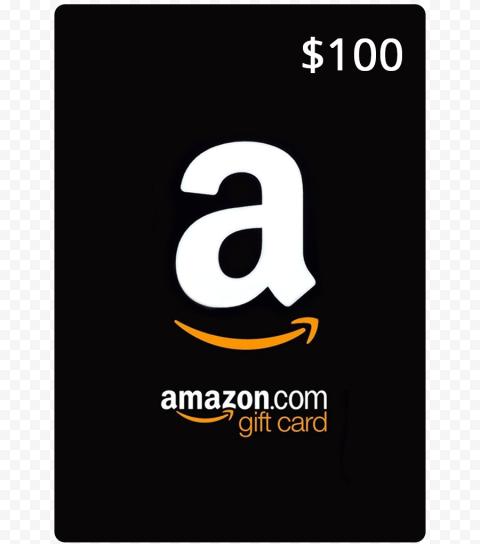 100$ USA Amazon Gift Card