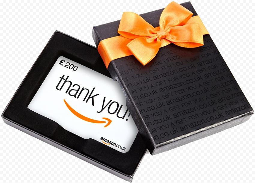 Amazon 200£ Gift Card