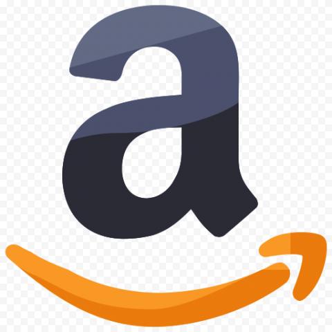 Official Amazon A Letter Symbol Logo Icon