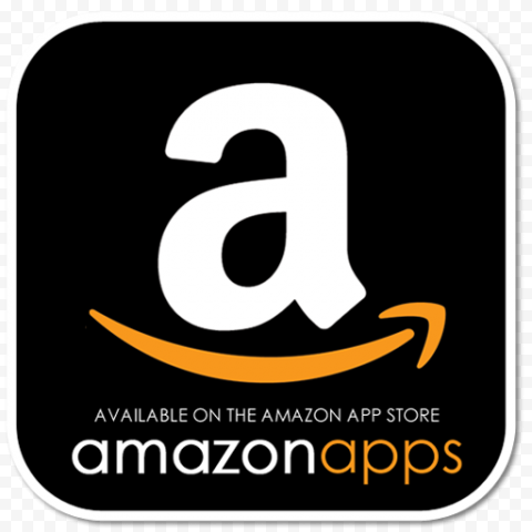 Available On The Amazon App Store Logo Icon