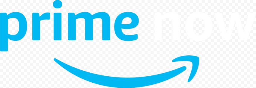 Prime Now Amazon Logo