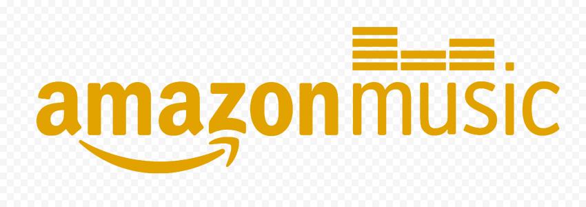 Amazon Music Orange Logo