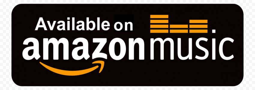 Available On Amazon Music Button Logo