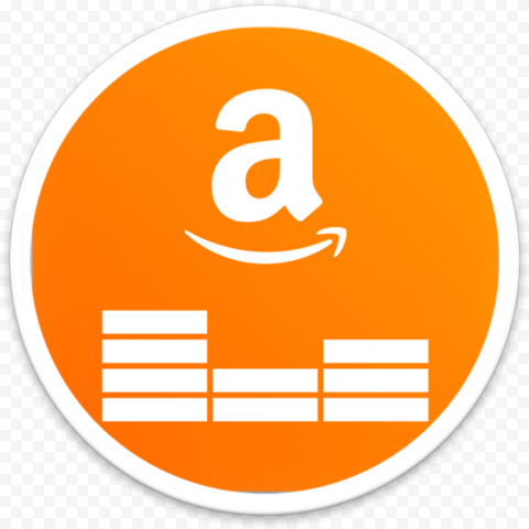 Circular Amazon Music Icon