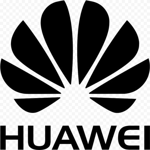 Official Huawei Logo Black Version